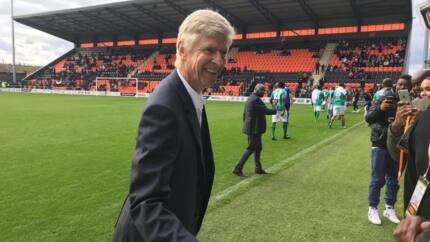 Revealed: Arsenal former manager Arsene Wenger rejects top Premier League job