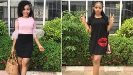 I feel like I'm being ignored - Actress Chisom Okpala says as she reveals she is suffering from depression, threatens to end her life