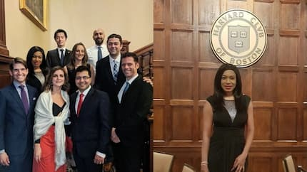 Top actress Chika Ike graduates from Harvard Business School in the US