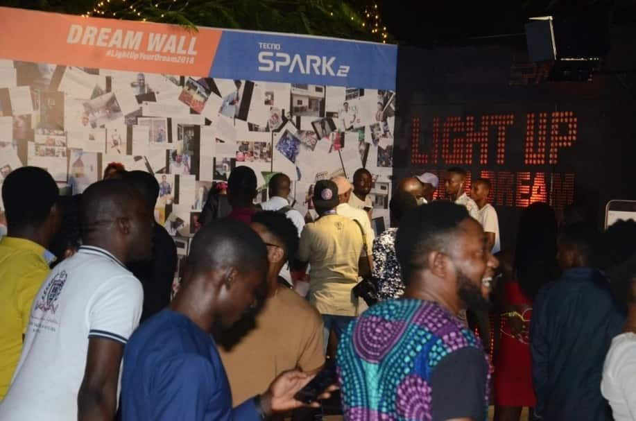TECNO Spark party 2 brings Slimcase, Solidstar, DJ Consequence and Dotun under one roof