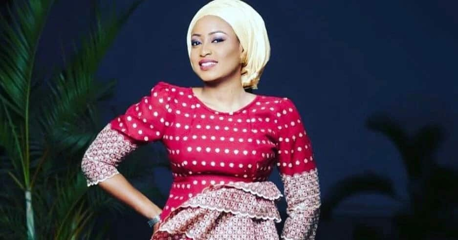 Fati Washa - famous actress in Kannywood