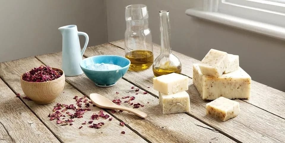Make soap at home with ease