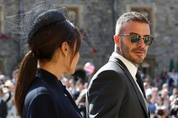 Beckham, Serena, others attend Prince Harry's wedding with Markel