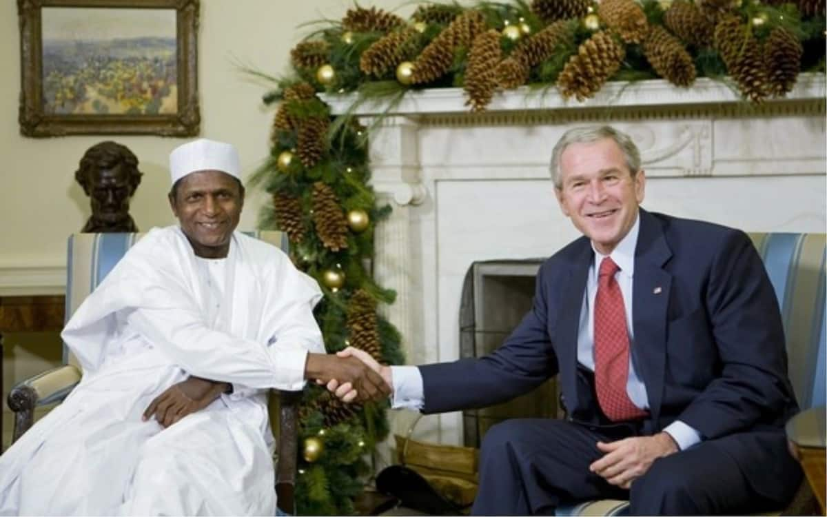PHOTOS: 3 Nigerian presidents that have met with US presidents