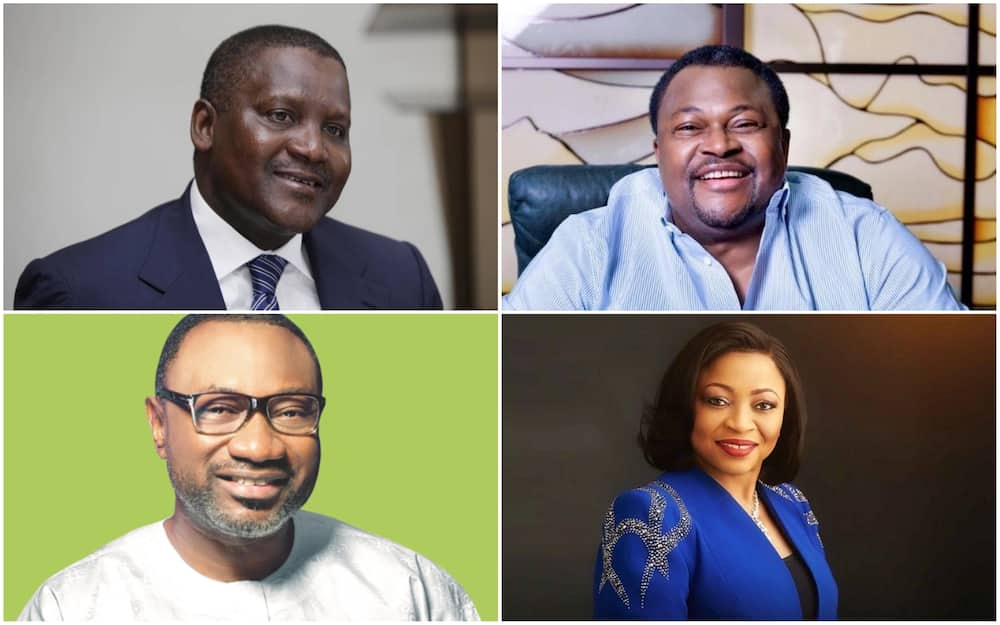 Most successful entrepreneurs in Nigeria in 2018 ▷ Legit ng
