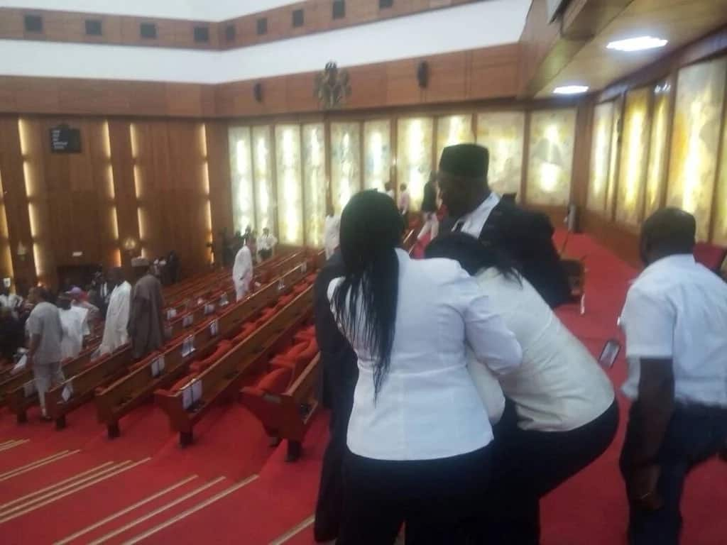 Senate declares attack on National Assembly as treason, calls for police action