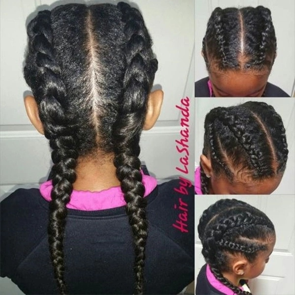 Long Hair Easy Cute Hairstyles For Little Girls 103