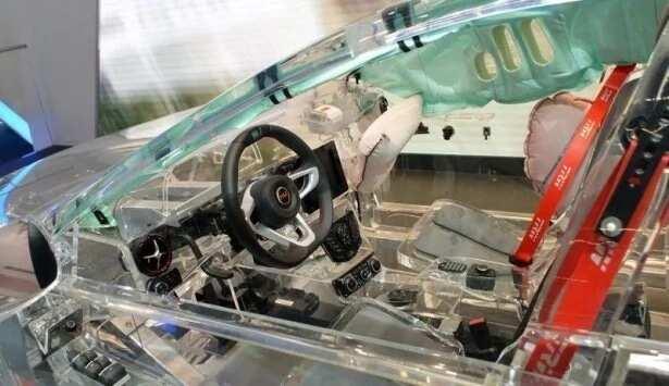 Transparent car seat covers