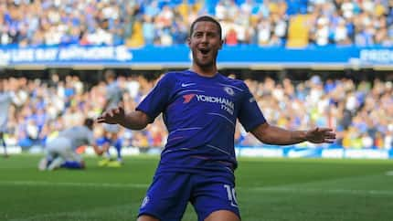 Hazard reveals the number of goals he will score for Chelsea this season