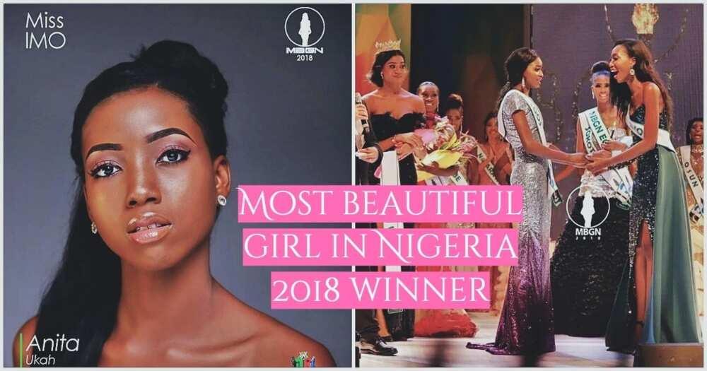Anita Ukah is the most beautiful girl in Nigeria 2018