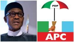 PDP, APC clash over Buhari's health status
