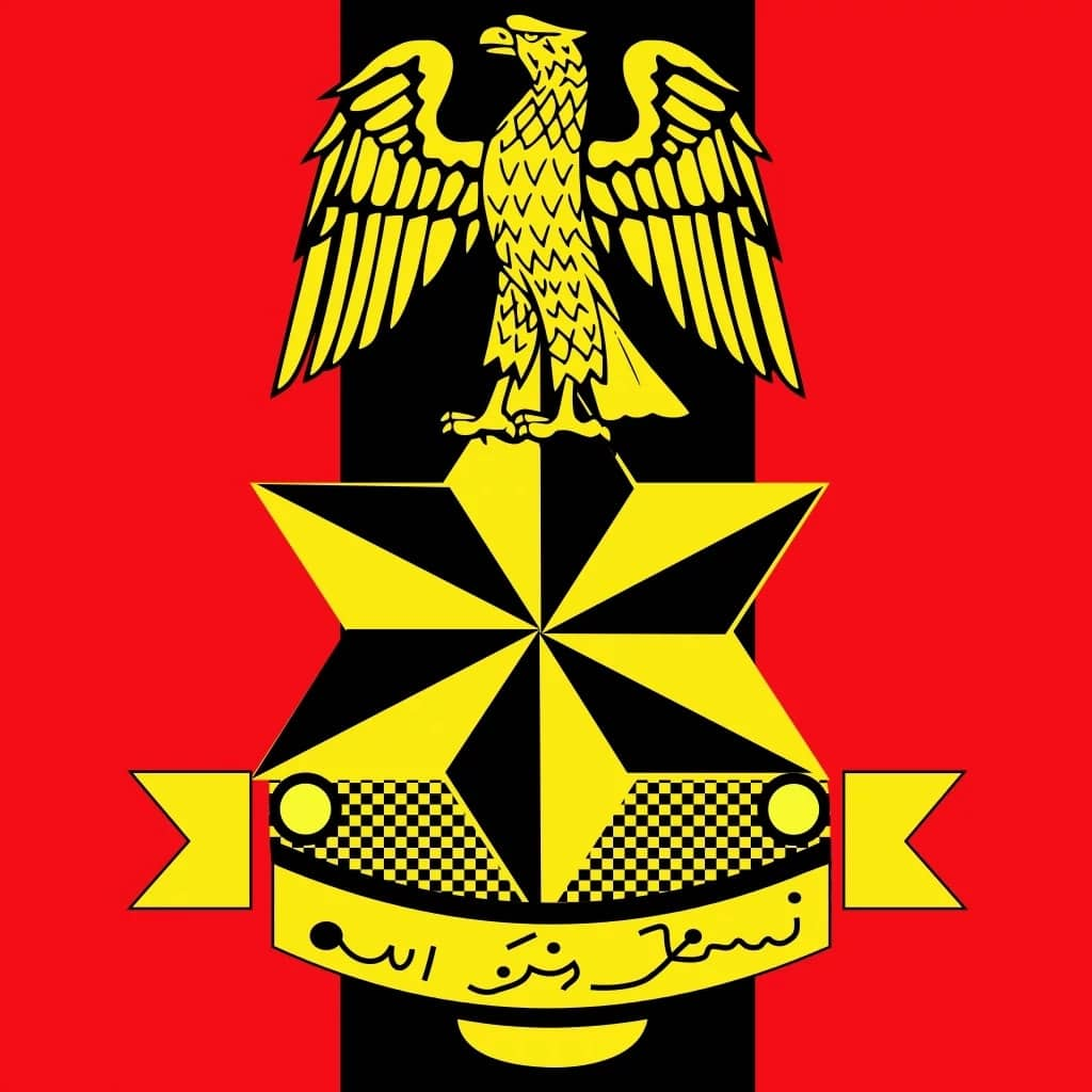 Nigerian Army flag