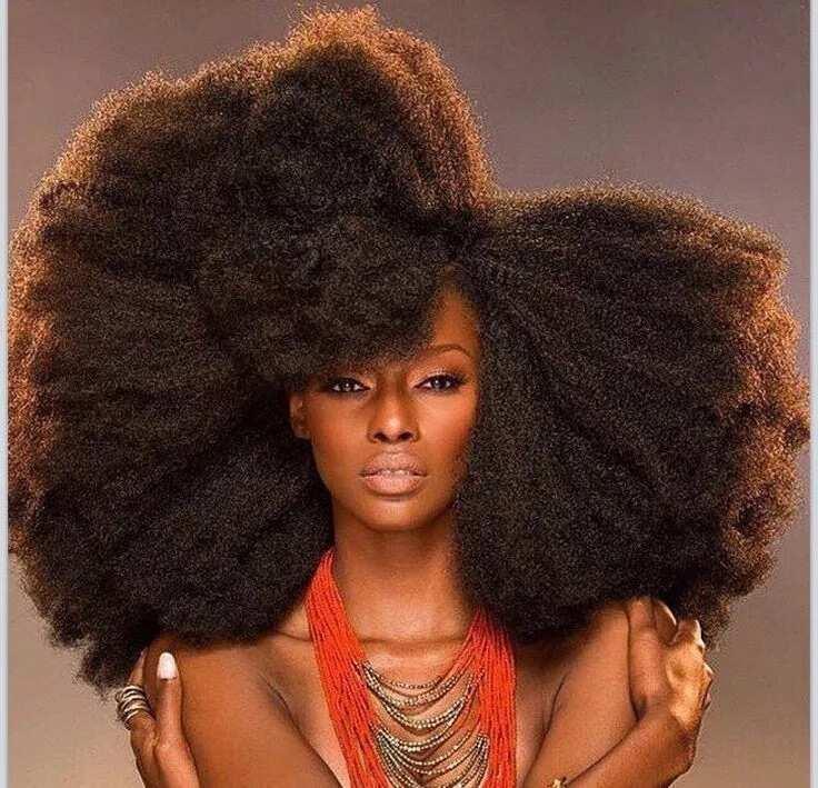 Marley braid hair