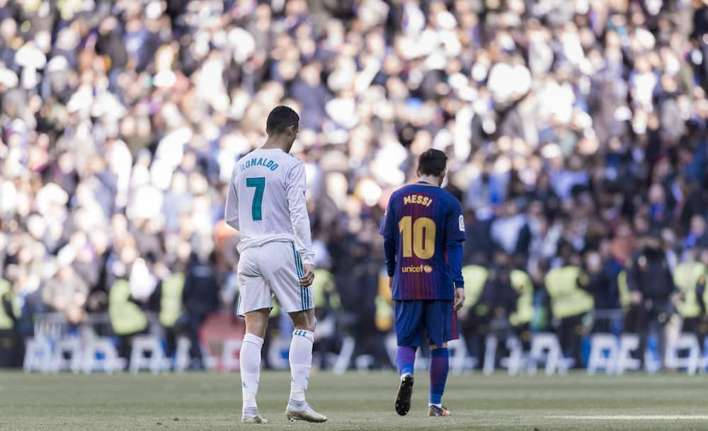 Cristiano Ronaldo awaits COVID-19 test result ahead of Champions League clash against Barcelona