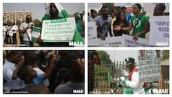 I Stand With Nigeria: Nigerians protest nationwide (Photos)