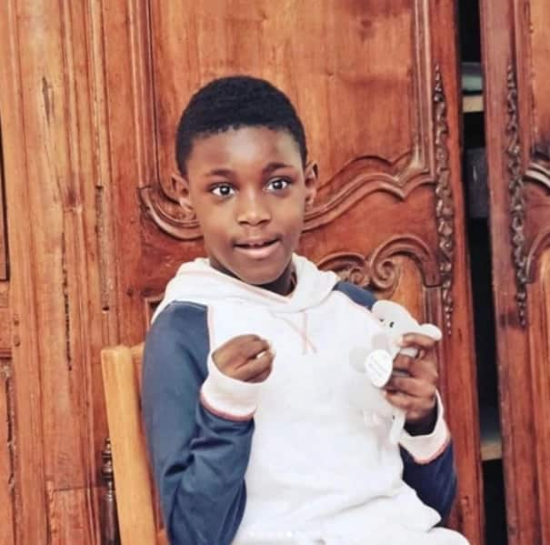 Nigerian mum narrates how she found out her son had cerebral palsy