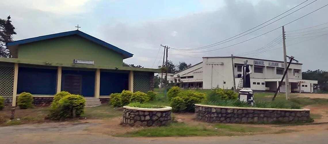 Ibadan grammar school