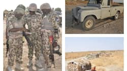 After killing of gallant soldier, army conduct fierce raid on Boko Haram (photos)