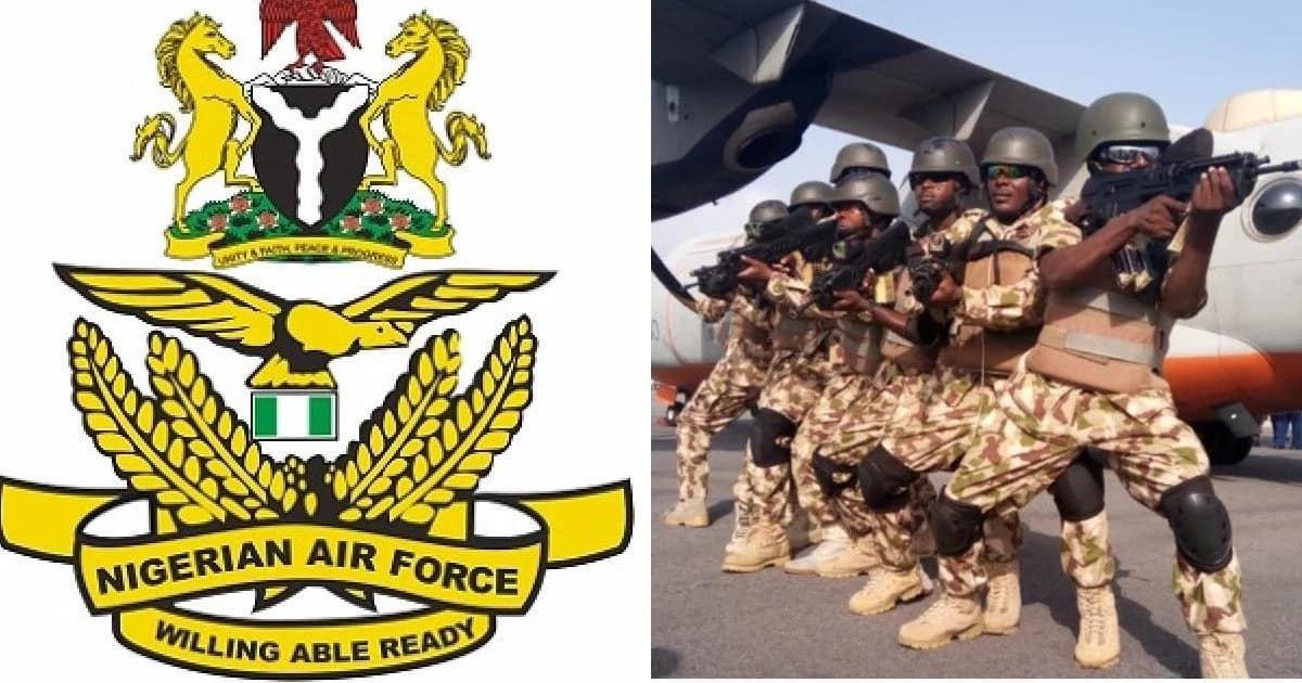 Nigerian Air Force monthly salary ▷ Legit ng
