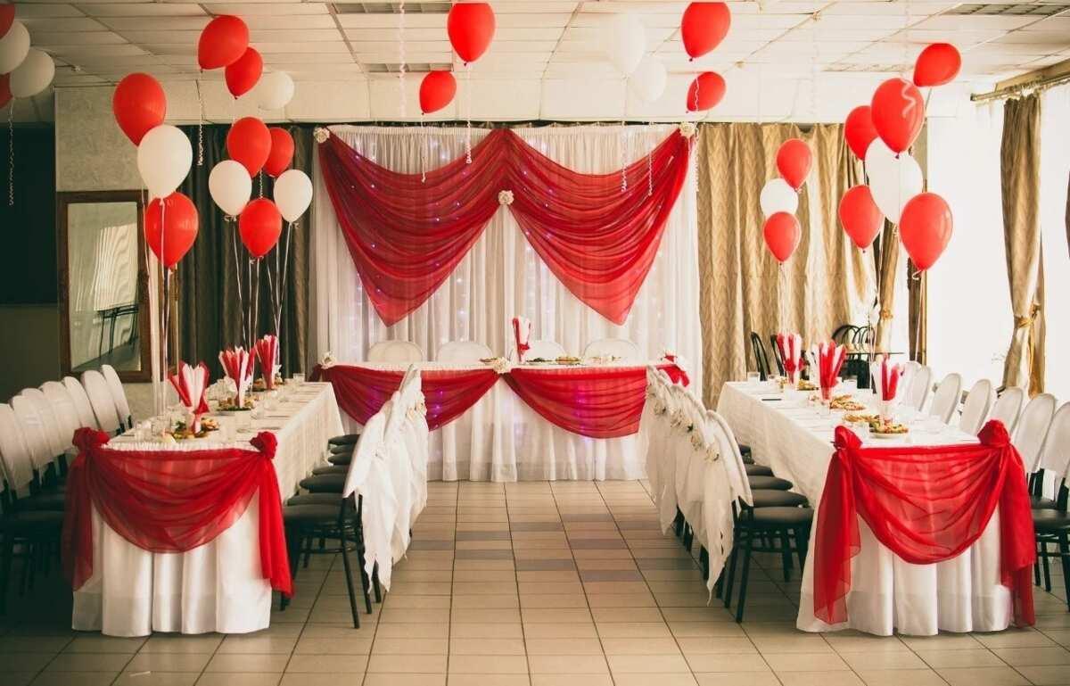 Wedding air balloons