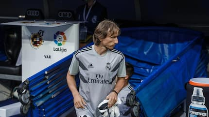 Modric wins another individual award as he is crowned best player ahead of Messi and Ronaldo