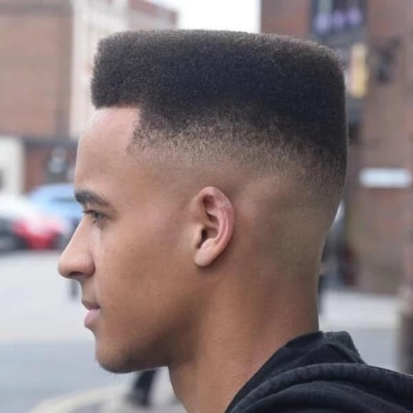 Trendy Afro hairstyles for men in 2018