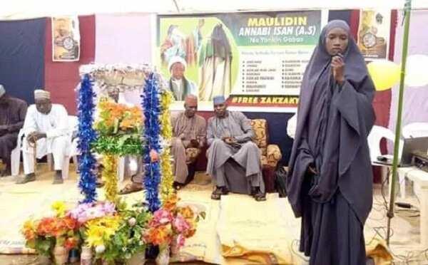 Bambarakwai: 'Yan Shi'a sun yi Mauludin Annabi Isa a Kaduna, duba hotuna