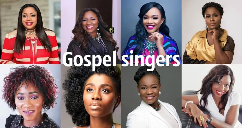 Nigerian female gospel singers and their stories ▷ Legit ng