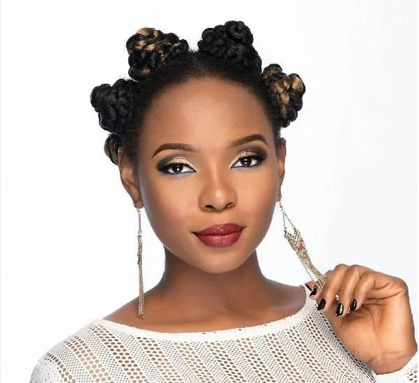 I shut down the same capacity Wizkid and Davido will in concerts in and outside Nigeria - Yemi Alade