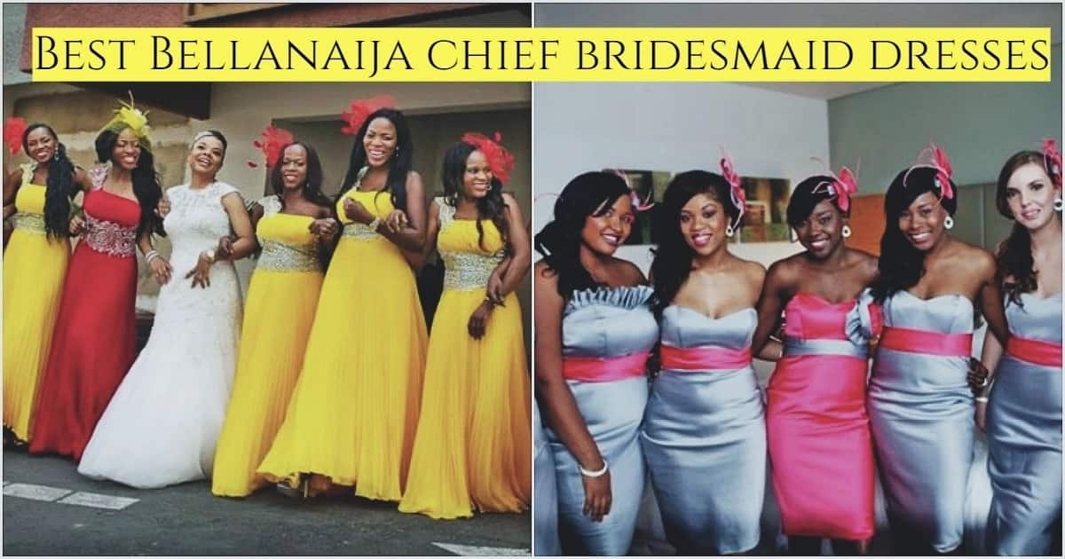 Best Chief Bridesmaid Dresses