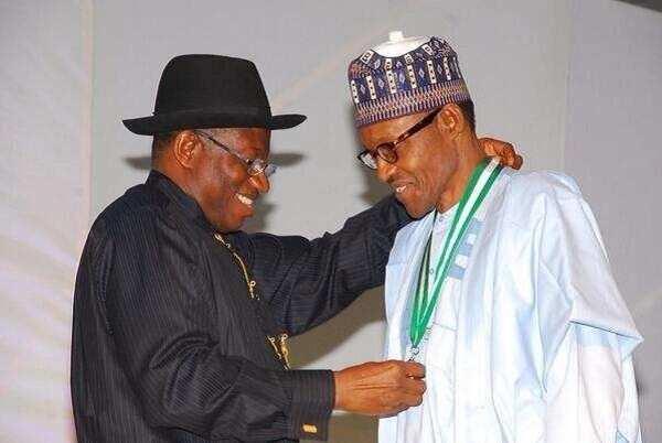 My relationship with Buhari - Ex-President Goodluck Jonathan
