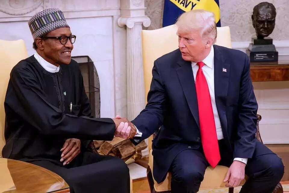 Shehu Sani ya caccaki Trump kan furucin da yayi game da Buhari