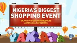 Enjoy jaw-dropping discounts from Konga's Black Friday Yakata