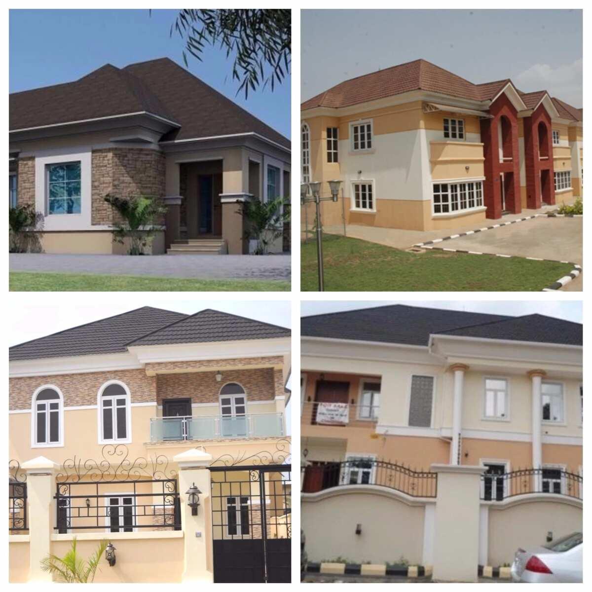 5 Beautiful House Designs In Nigeria