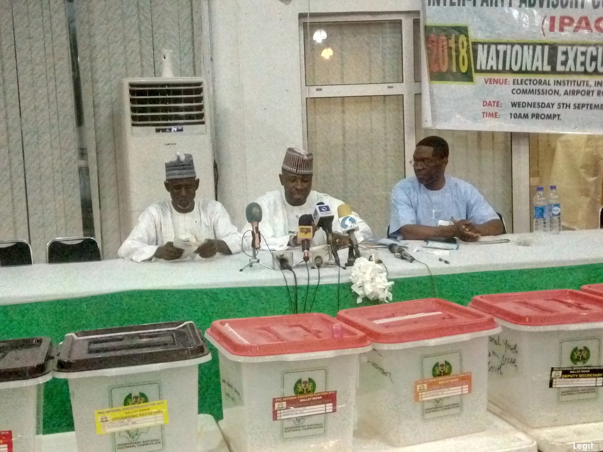 Ameh emerges IPAC chairman in keenly contested election