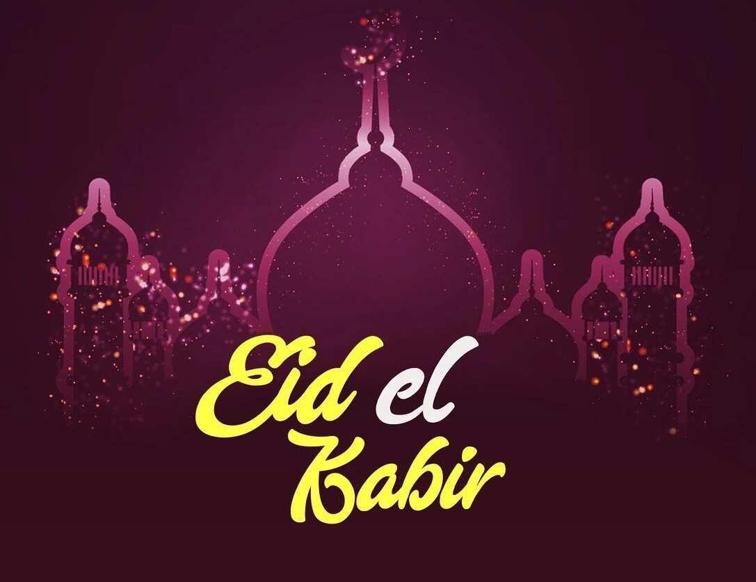 Eid-el-Kabir messages