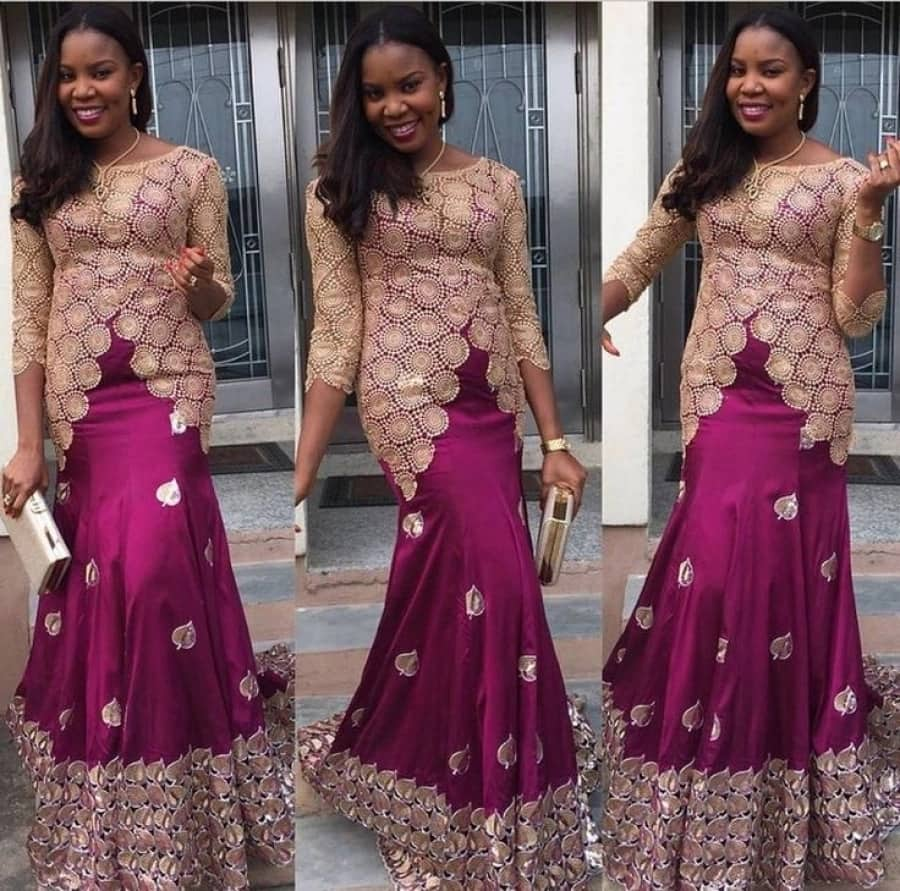 incredible prices sold worldwide super cheap Latest Lace Dress Styles In Ghana - Ficts