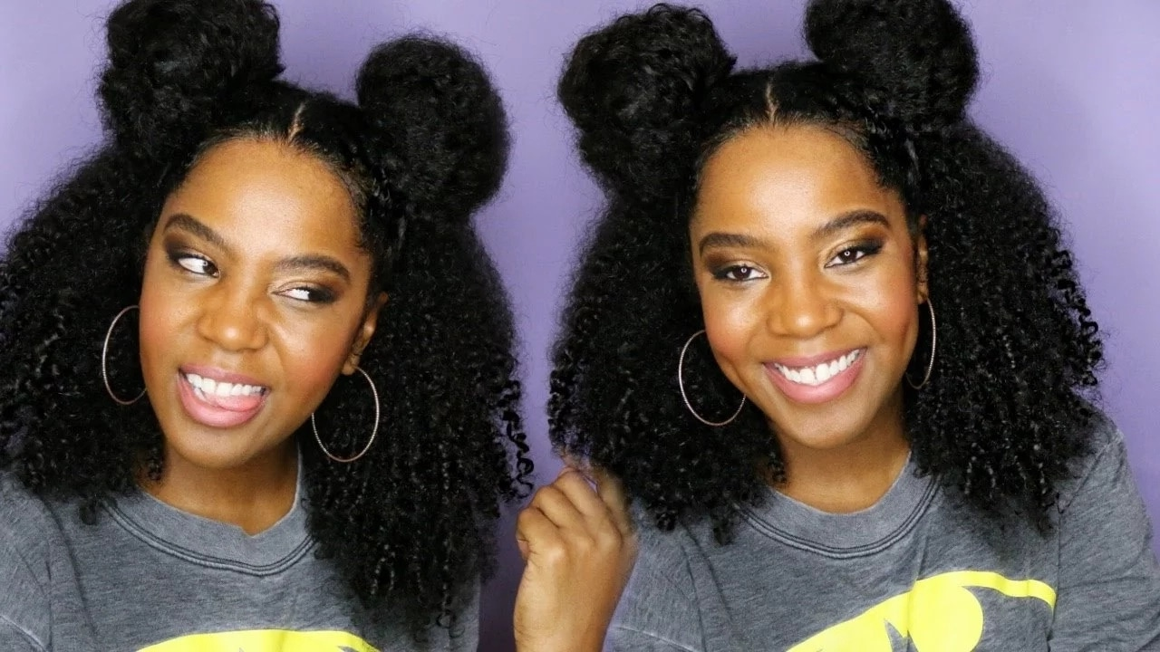 Easy Hairstyles For Black Girls With Straight Hair 92
