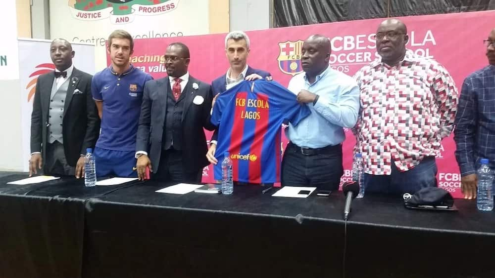 How To Join Barcelona Football Academy In Lagos Legit Ng