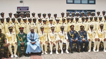 57 new officers join fight against oil theft, piracy, insurgency