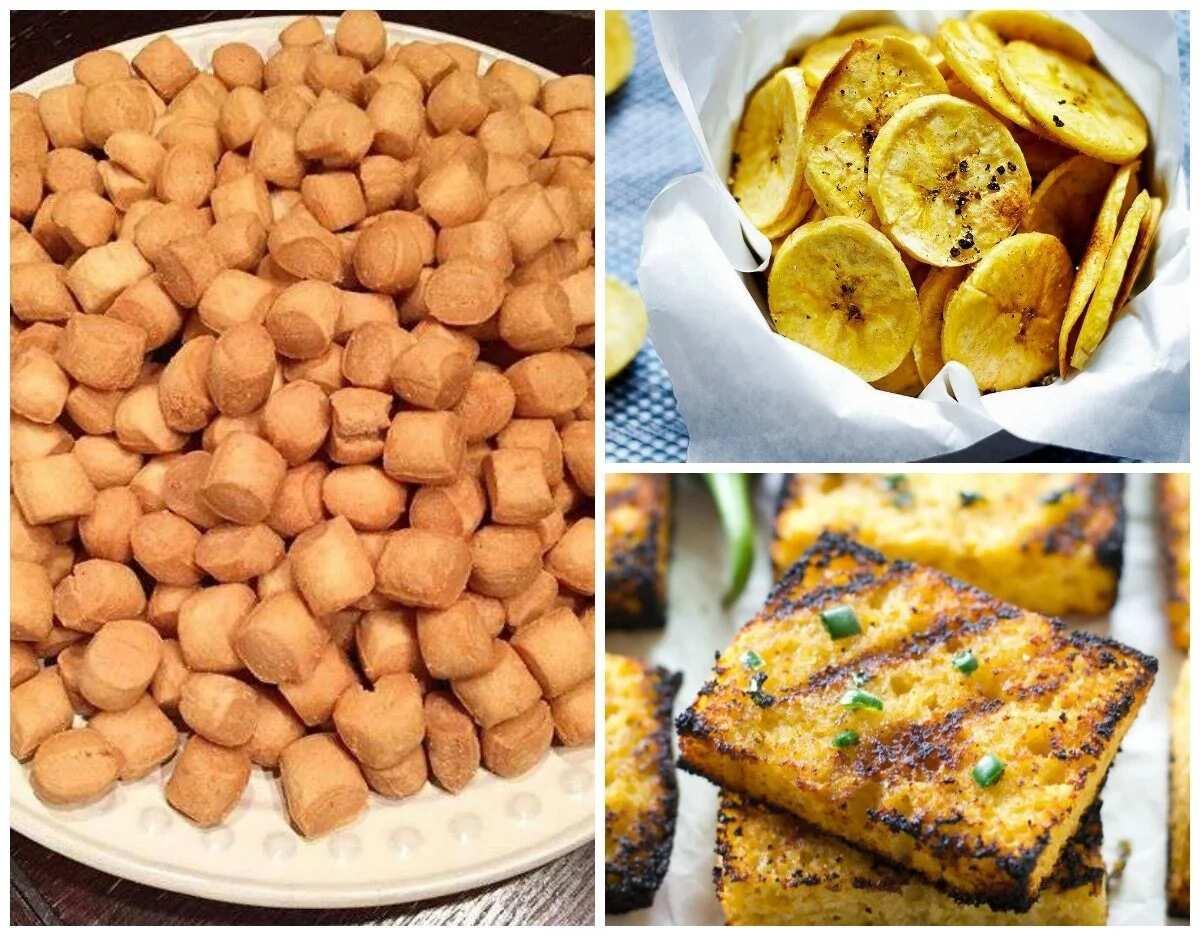 Snacks in Nigeria