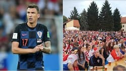 Mandzukic pays N1.5m for beer consumed by Croatian fans during win against Russia