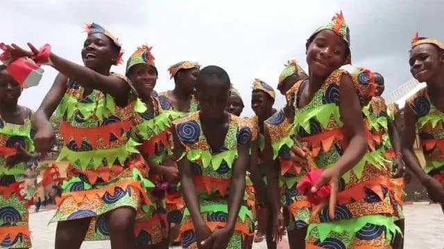 Traditional dances in Nigeria
