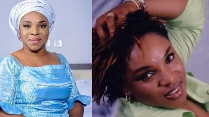 4 times Nollywood actress Liz Benson proved age is nothing but a number (photos)