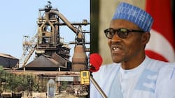 GOOD NEWS: Buhari to create 500,000 upstream, downstream employment as first phase of Ajaokuta Steel company is completed