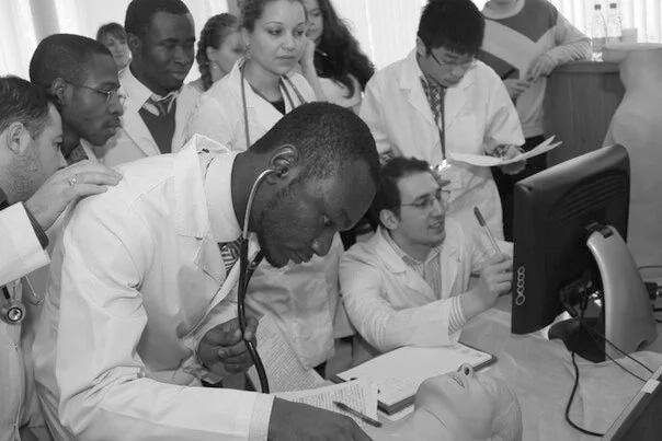 How many years to study medicine in Nigeria?