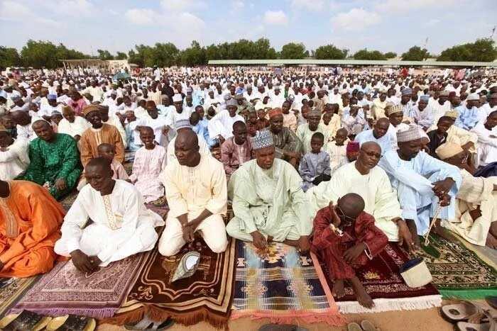 Jahohin Najeriya 6 da suka fi ko ina yawan musulmai