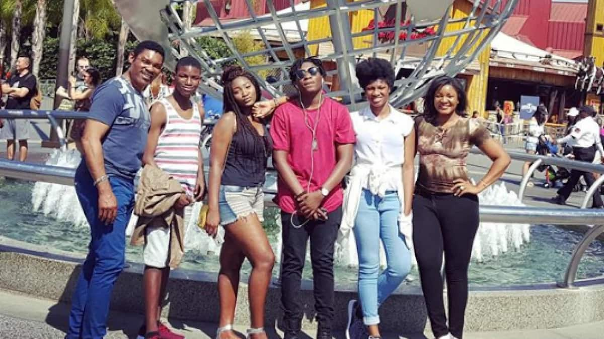 Image result for Things to know about Omotola Jalade's family