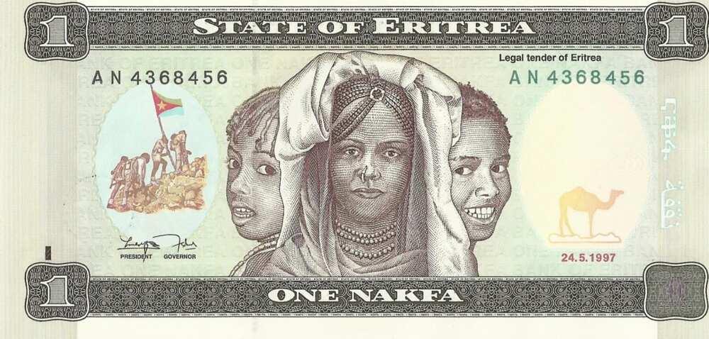 One Nakfa