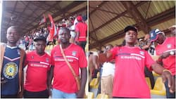 Touching! FC Ifeanyi Ubah supporters storm Agege stadium, urge DSS to free club's chairman